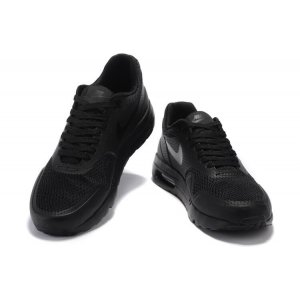 "Кроссовки Nike Air Max 87 Hyperfuse ""All Black"""