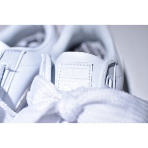 "Кроссовки Puma Basket Heart Patent ""White"" Арт. 1282"
