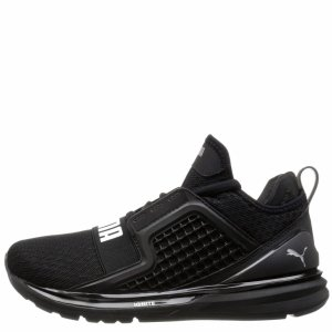 "Кроссовки Puma Ignite Limitless Core ""Black"" Арт. 1301"