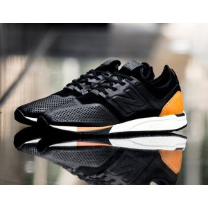 "Кроссовки New Balance 247 Luxe Pack ""Black"" Арт. 1317"