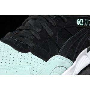"Кроссовки Asics Gel Lyte V Suede Toe Pack ""Black/Mint"" Арт. 1336"