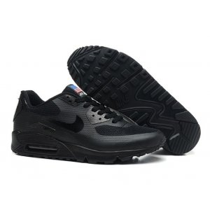 "Кроссовки Nike Air Max 90 Hyperfuse ""Independence Day Black"""