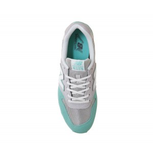 "Кроссовки New Balance 996 ""Grey/Mint Green"" Арт. 1389"