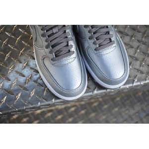 "Кроссовки Nike Air Force 1 07 LV8 ""Dream Team-Metallic Silver"" Арт. 1414"
