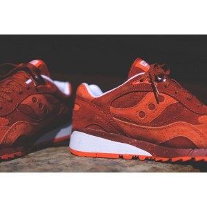 "Кроссовки Premier x Saucony Shadow 6000 ""Life on Mars"" Volcano Арт. 1430"