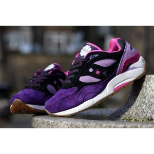 "Кроссовки Saucony x Feature G9 Shadow 6 ""The Barney"""