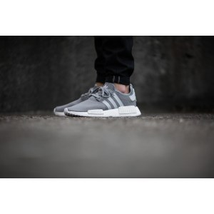 "Кроссовки Adidas NMD Runner ""Solid Grey"" Арт. 1485"
