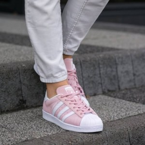 "Кроссовки Adidas Superstar ""Rose Blanc"" Арт. 1487"