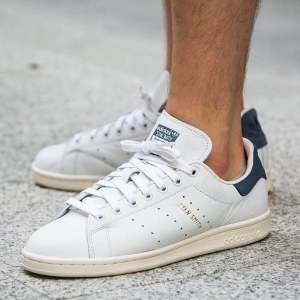 "Кроссовки Adidas Stan Smith Vintage ""White/Blue"" Арт. 1489"