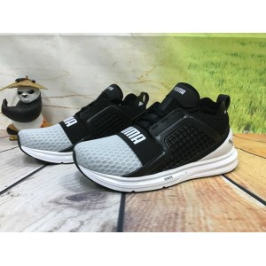 "Кроссовки Puma Ignite Limitless Core ""Black/White"" Арт. 1502"
