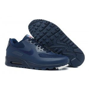 "Кроссовки Nike Air Max 90 Hyperfuse ""Independence Day Dark Blue"""