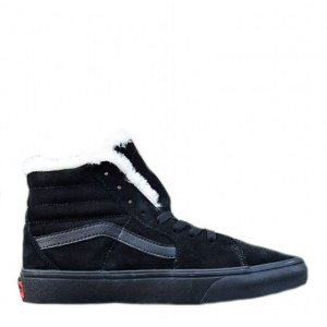 Зимние кеды Vans Old School Suede