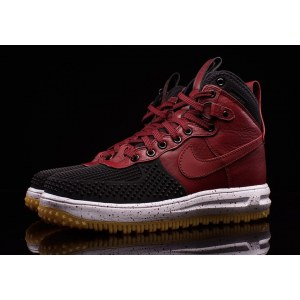 "Кроссовки Nike Air Force Duckboot ""Red"""