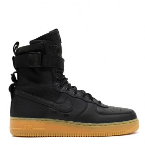 "Кроссовки Nike Special Field Air Force 1 ""Black"" Арт. 1630"