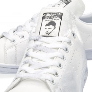 "Кроссовки Adidas X Raf Simons Stan Smith Aged ""White"" Арт. 1099 (Уценка)"