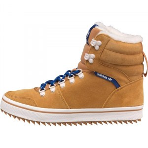 "Кроссовки Adidas Honey Hill ""Tan"" С МЕХОМ Арт. 1653"