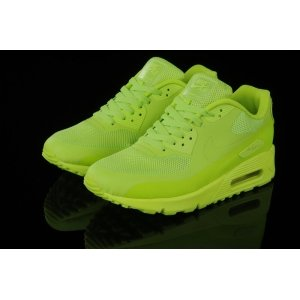 "Кроссовки Nike Air Max 90 Hyperfuse ""Electric Green"" Арт. 0101"