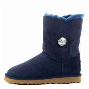 UGG BAILEY BUTTON II BLING BOOT