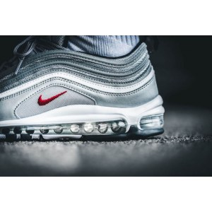 "Кроссовки Nike Air Max 97 ""Silver Bullet"""
