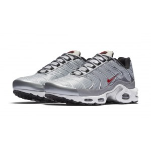 "Кроссовки Nike Air Max TN Plus ""Silver Bullet"""