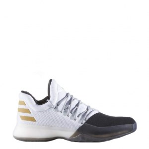 "Кроссовки Adidas Harden Vol.1 ""Black Toe/White"""