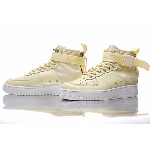 "Кроссовки Nike SF Air Force 1 Utility Mid ""Cream"" Арт. 1989"