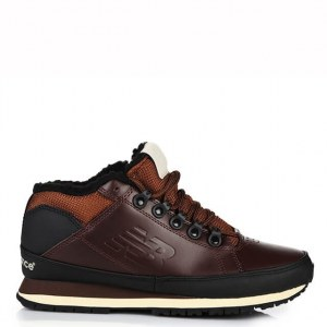 "Кроссовки New Balance 754 Winter ""Dark Brown"" С МЕХОМ"
