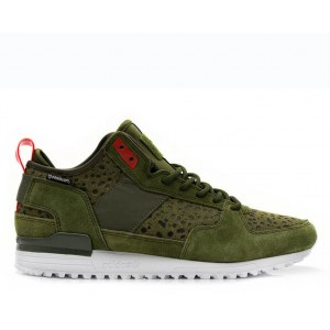 "Кроссовки Adidas Originals Military Trail Runner ""Haki"" Арт. 1785"
