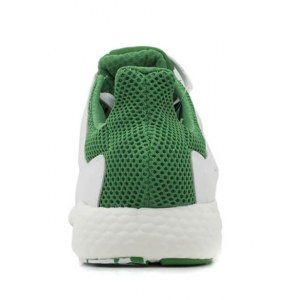 "Кроссовки Adidas Pure Boost ""White/Green"""