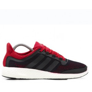 "Кроссовки Adidas Pure Boost ""Red/Black"" Арт. 1790"