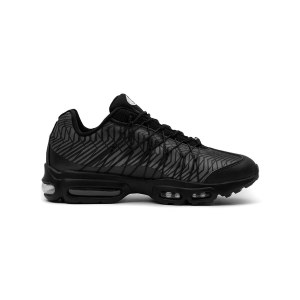 "Кроссовки Nike Air Max 95 Ultra Jacquard ""Black/Grey"""