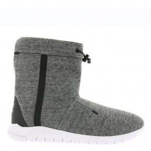 "Кроссовки Nike Tech Fleece Boots ""Grey"""