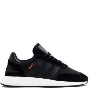"Кроссовки Adidas Iniki Runner ""Black/White"""