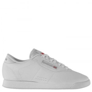 "Кроссовки Reebok Leather Trainers ""White"""