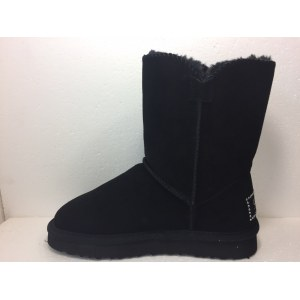 "UGG Bailey Button Bling ""Black"" (Копия)"