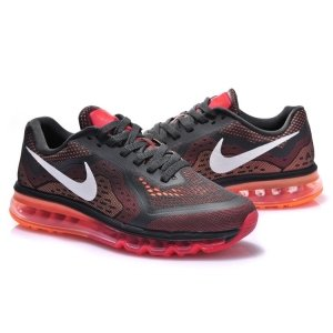 "Кроссовки Nike Air Max 2014 ""Dark Grey/Orange"""