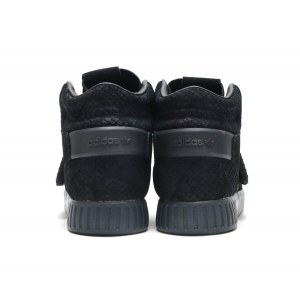"Кроссовки Adidas Tubular Invader Strap ""Triple Black"""