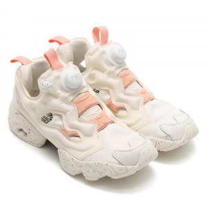 "Кроссовки Reebok Insta Pump Fury OG ""Celebrate Chalk/Stone"" Арт. 1448 (Уценка)"