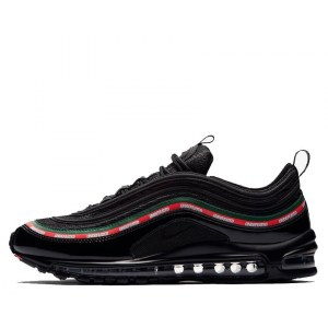 "Кроссовки Undefeated x Nike Air Max 97 ""Black"" Арт. 2148"