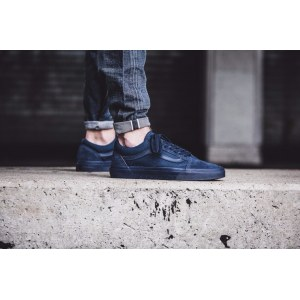 "Кеды Vans Old Skool Mono ""Blue"" Арт. 2152"