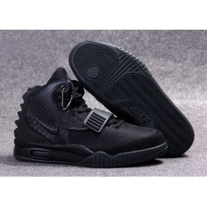 "Кроссовки Nike Air Yeezy 2 ""All Black"""