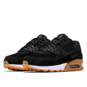 "Кроссовки Nike Air Max 90 SE ""Black/Milk Chocolat"" Арт. 2174"