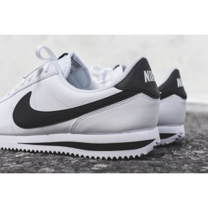 "Кроссовки Nike Classic Cortez Leather ""White/Black"" Арт. 2175"