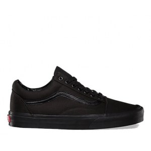 "Кеды Vans Canvas Old Skool ""All Black"" Арт. 2185"