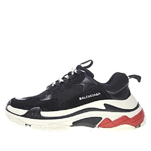 "Кроссовки Balenciaga Triple-S ""Black/White/Red"" Арт. 2205"