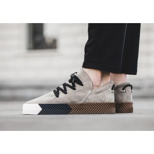 "Кроссовки Alexander Wang x Adidas Originals Skate ""Brown/Beige"""