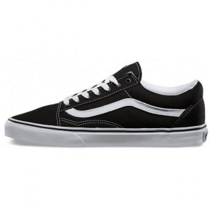 "Кеды Vans Old Skool ""Black Go White"""