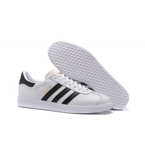 "Кроссовки Adidas Gazelle Vintage Leather ""White"" Арт. 2275"