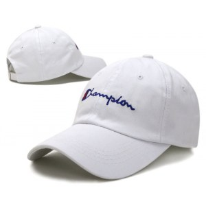 "Кепка Champion Baseball Caps ""White"" Арт. 2296"