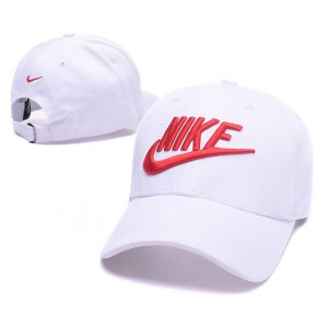 "Кепка Nike Classic ""White/Red"" Арт. 2304"